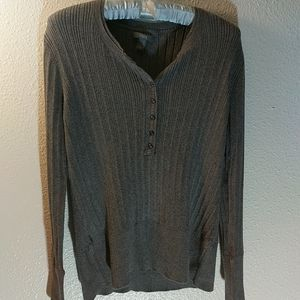 Apt 9 women's blouse warm and comfortable